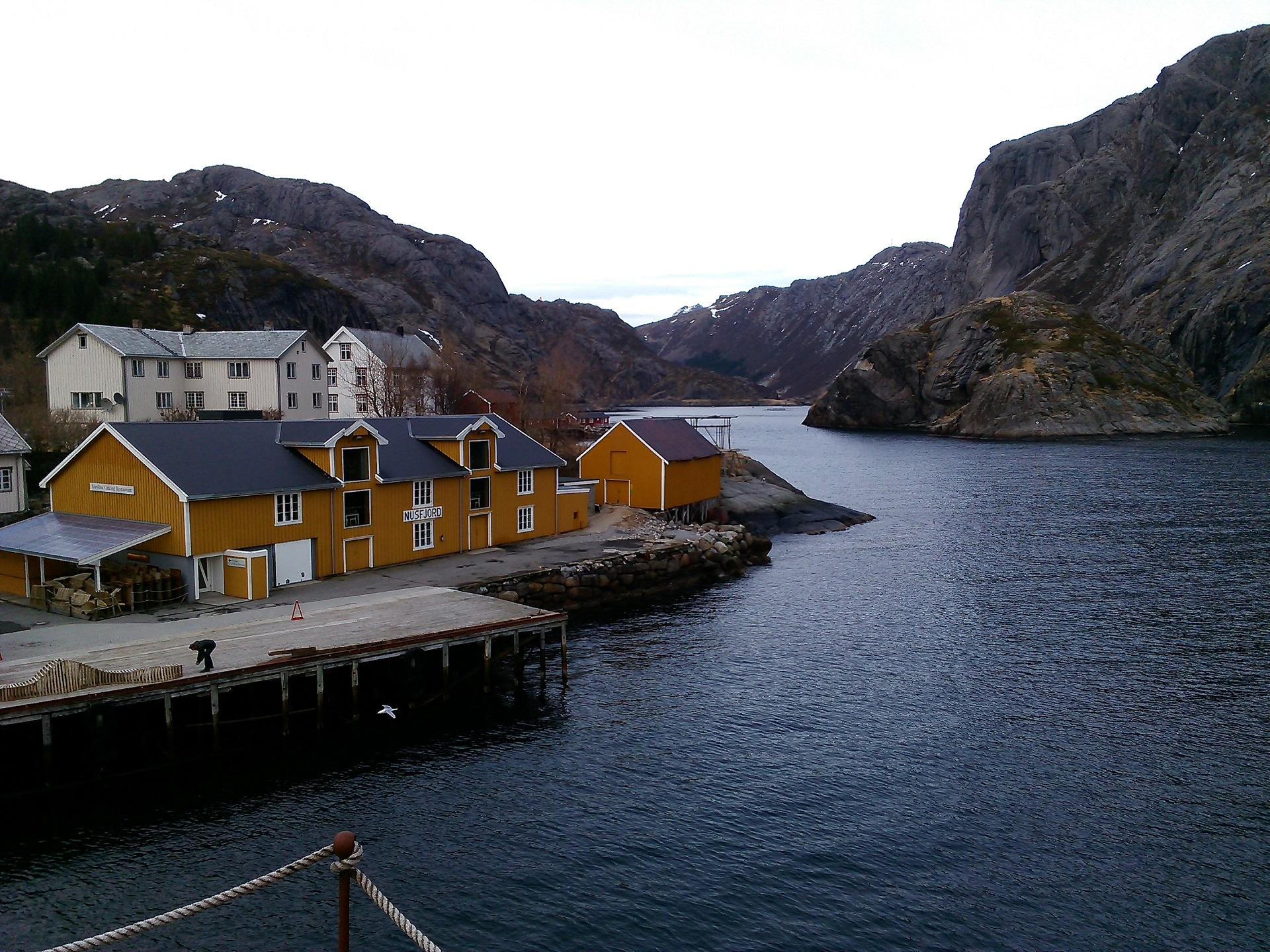 Vakantie Lapland en Lofoten